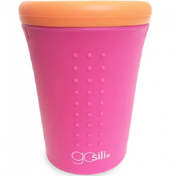 OH! Cup Hot Pink/Orange