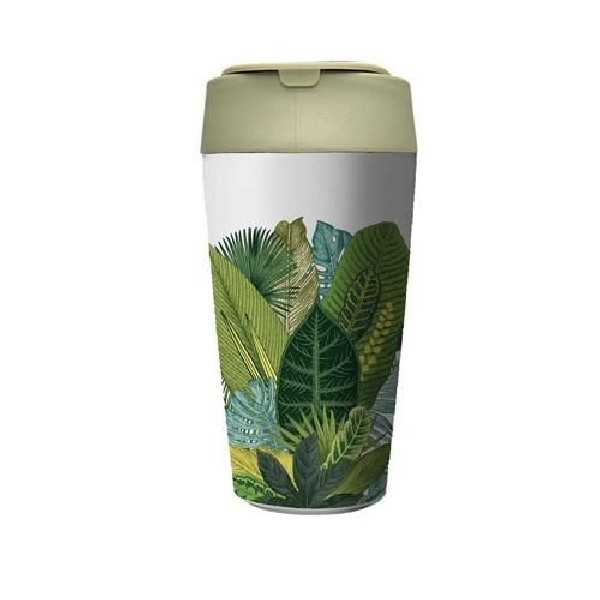 BioLoco plant deluxe cup Exotic leaves