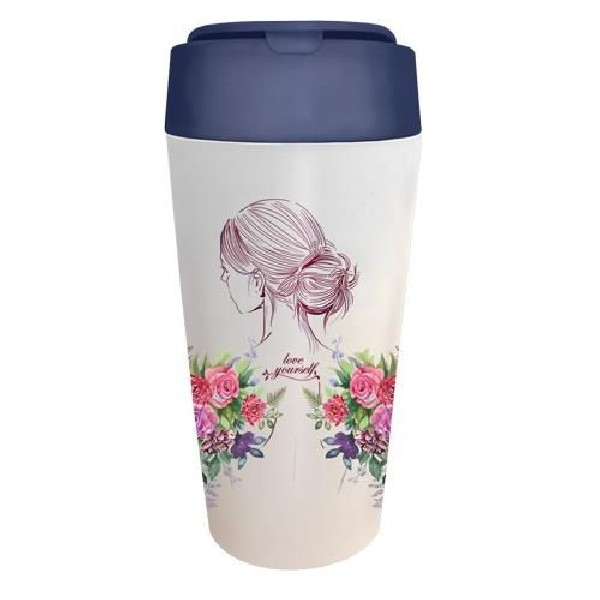 BioLoco plant deluxe cup Love yourself