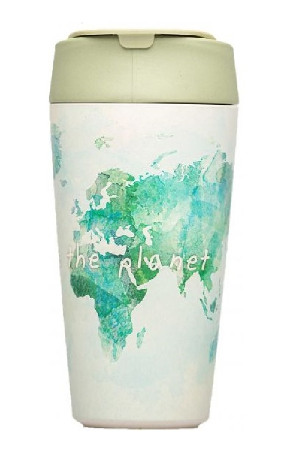 BioLoco plant deluxe cup Save the planet