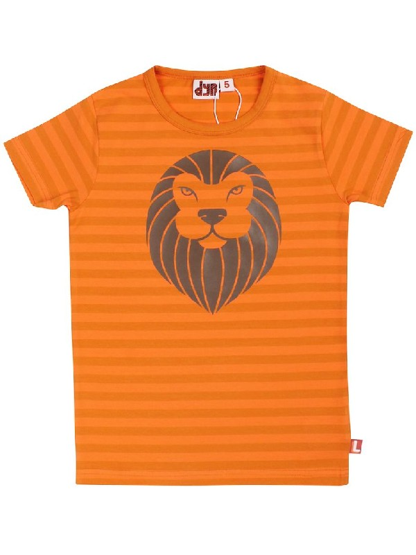 DYR Shirt Lion Honey/Mandarine