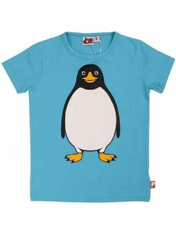 DYR Shirt Penguin Rainblue