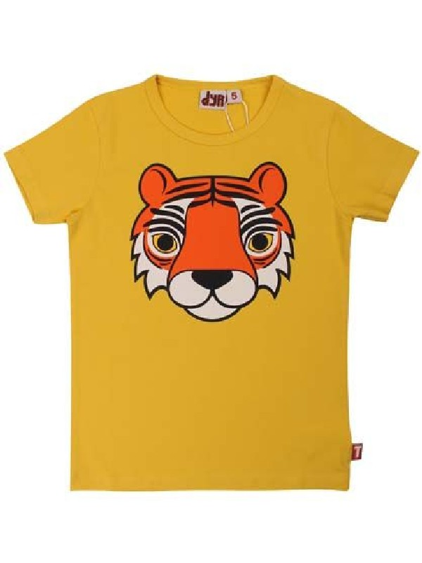 DYR Shirt Tiger Yellow