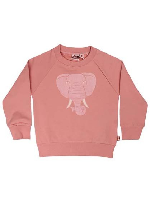 DYR Sweater Bellow Elephant Rose Glow