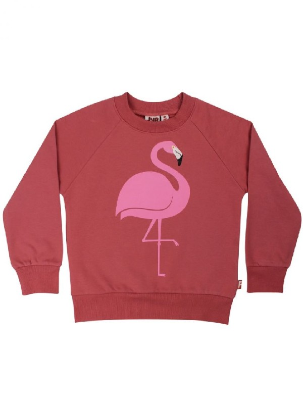 DYR Sweater Bellow Flamingo Rose