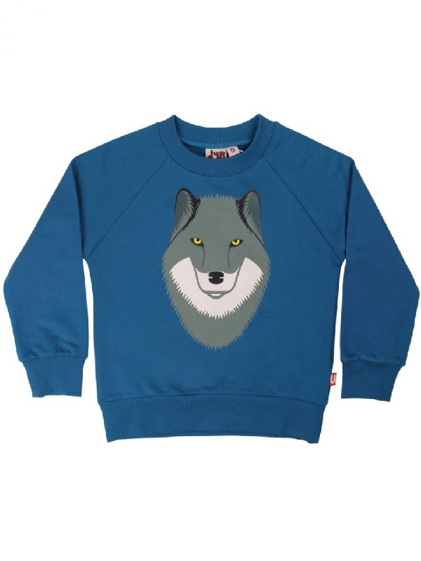 DYR Sweater Bellow Wolf Dusty Blue