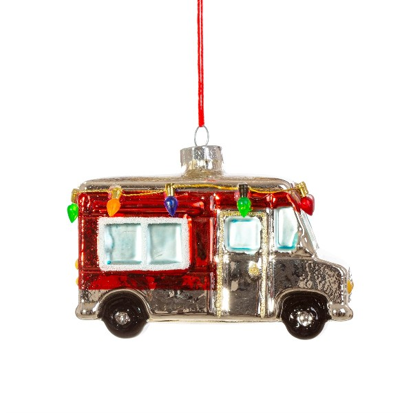 Kerstbal Mobile Home