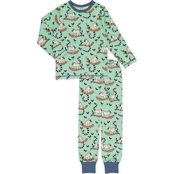 Pyjama Set LS Maki Jungle